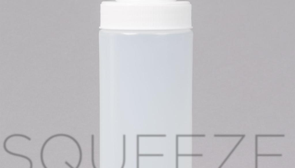 Squeeze Bottles