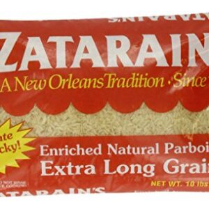 Zatarains Parboiled Rice