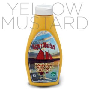 Raye's Down East Schooner Mustard