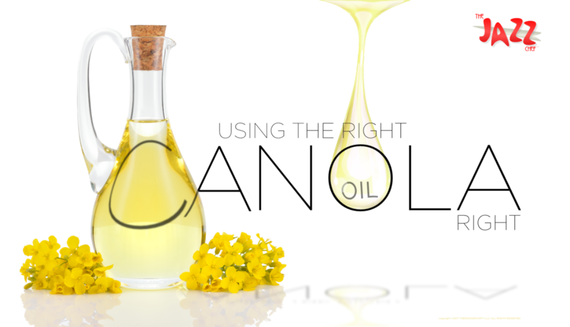 Canola Oil Top