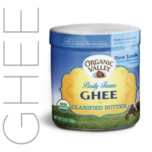 Organic Valley Purity Farms Ghee 800