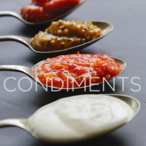 Condiments & Pastes