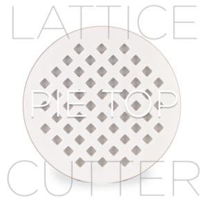 LatticePieTopCutter