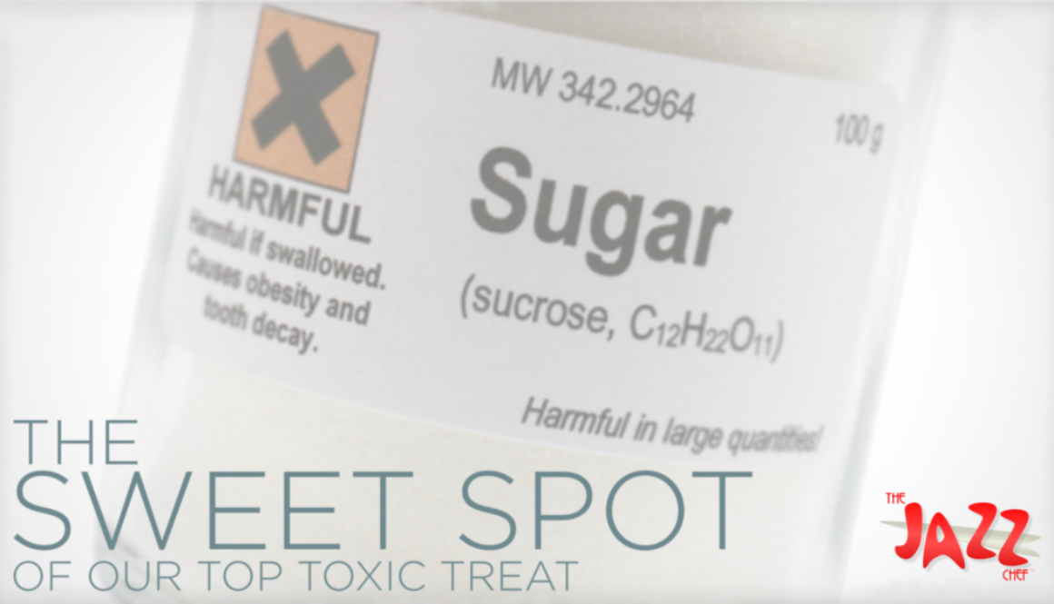 The Sweet Spot of our Top Toxic Treat