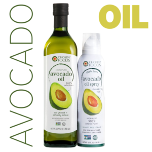 Avocado Oils