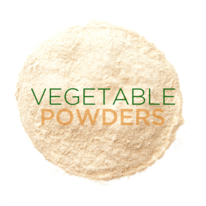 Spicedex™ Vegetable Powders
