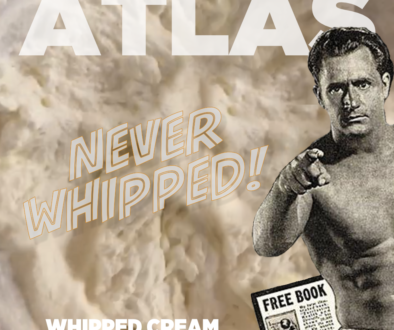 atlas whipped cream
