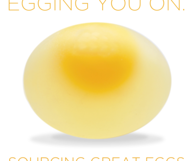 egging you on