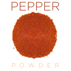 Spicedex™ Pepper Powders