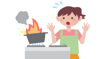 fear of cooking